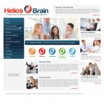 HELIOS BRAIN webdesign